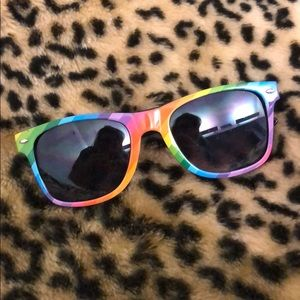 Other - Rainbow Pride Ray-Ban style sunglasses